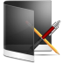 72x72px size png icon of folder black apps