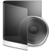 72x72px size png icon of folder black music