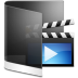 72x72px size png icon of folder black videos