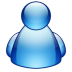72x72px size png icon of misc buddy blue