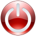 72x72px size png icon of sign shutdown
