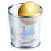 72x72px size png icon of system recyclebin full