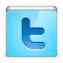 72x72px size png icon of social twitter