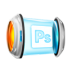 72x72px size png icon of File Adobe Photoshop