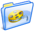 72x72px size png icon of Movies folder