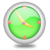 72x72px size png icon of Relogio