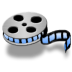 72x72px size png icon of Videos min