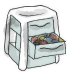 72x72px size png icon of Drawer