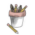 72x72px size png icon of Pencilcase 2