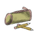 72x72px size png icon of Pencilcase