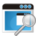 72x72px size png icon of application search