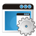 72x72px size png icon of application settings