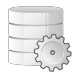 72x72px size png icon of database settings