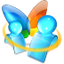 72x72px size png icon of Messenger