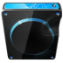 72x72px size png icon of broken harddisk