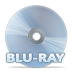 72x72px size png icon of Disc bluray