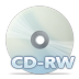 72x72px size png icon of Disc cdrw