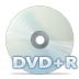 72x72px size png icon of Disc dvdpr