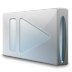 72x72px size png icon of Drive removable