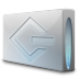 72x72px size png icon of Drive scsi