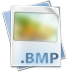 72x72px size png icon of Filetype bmp