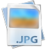 72x72px size png icon of Filetype jpg