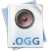 72x72px size png icon of Filetype ogg