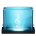 72x72px size png icon of Music