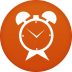 72x72px size png icon of timer