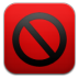 72x72px size png icon of adblock 2