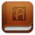 72x72px size png icon of aldiko book Reader
