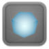 72x72px size png icon of aperture grey 2