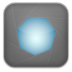 72x72px size png icon of aperture grey