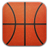 72x72px size png icon of basketball