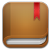 72x72px size png icon of book Reader