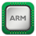 72x72px size png icon of cpu ARM