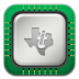 72x72px size png icon of cpu TexasInstruments