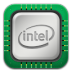72x72px size png icon of cpu intel