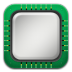 72x72px size png icon of cpu