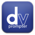 72x72px size png icon of dv prompter