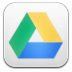 72x72px size png icon of google drive
