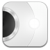 72x72px size png icon of htc one flash