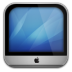 72x72px size png icon of imac
