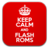 72x72px size png icon of keepCalm flashRoms