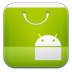 72x72px size png icon of market ics green