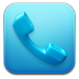 72x72px size png icon of phone ics