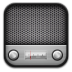 72x72px size png icon of radio metal 2