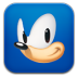 72x72px size png icon of sonic