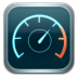 72x72px size png icon of speed test