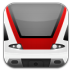 72x72px size png icon of train